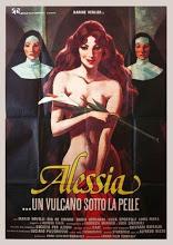 Alessia… Un Vulcano Sotto La Pelle - PelisXXX.me
