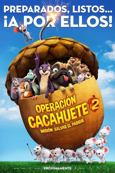 ▷ Operación Cacahuete 2. Misión: Salvar El Parque ⋆ Peliculas ...