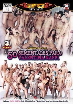 Peliculas porno 50 sementales para valentina 50 Sementales Para Valentina Nappi Peliculas Porno Online Pelisxxx Me