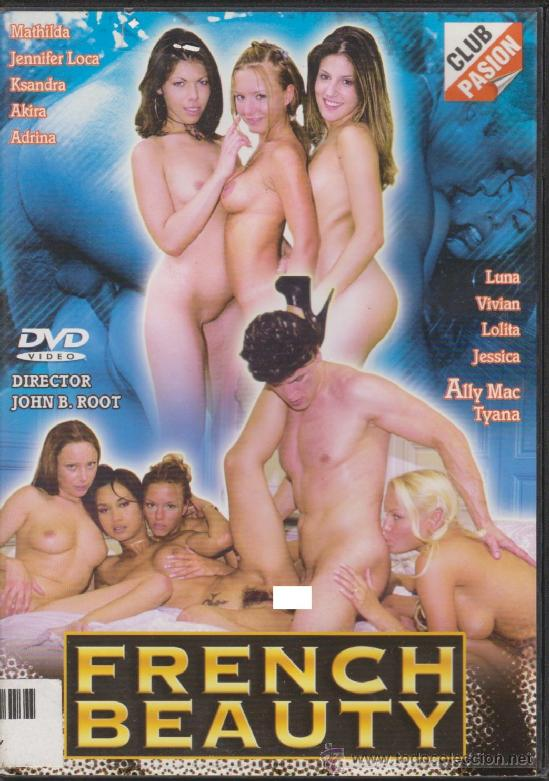 French Beauty - PelisXXX.me