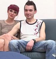 First Wife Swap From A Young Unexperienced Spanish Couple - PelisXXX.me