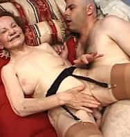 Hey My Grandma Is A Whore #14extremely Mature Grandma Looks Like She Should Be On Her Deathbed, But She's Still Horny And Wants Cock - PelisXXX.me
