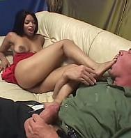 Black Foot Patrol #2the Black Sluts Squad Is Out To Find Big Dicks To Rub Against Their Beautiful Feet - PelisXXX.me
